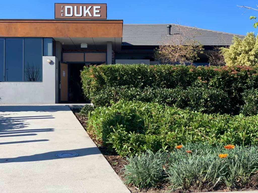 The Duke gardens fixed
