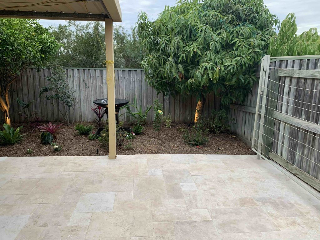 garden makeovers for free paving